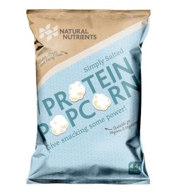 Protein Popcorn – Simply Salted