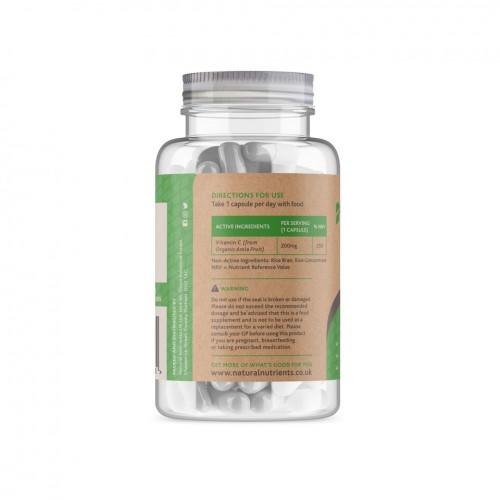 Organic Natural Vitamin C