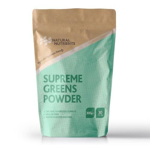 Supreme Greens Powder