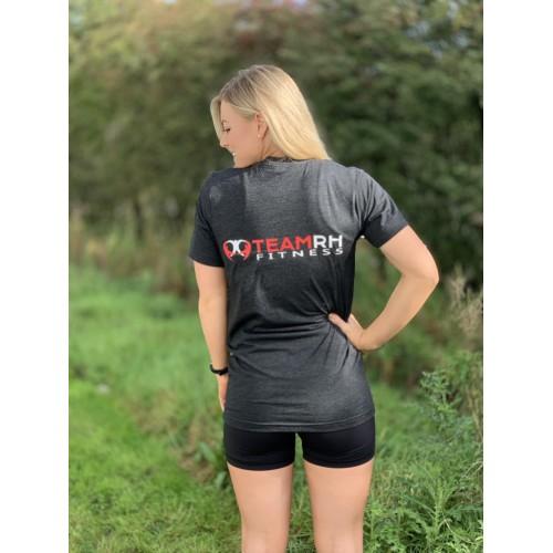 Team RH Fitness T-Shirt - Charcoal